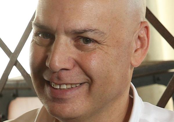"""חררדו רודניק, ארכיטקט ראשי ומנהל מחלקת פתרונות וטכנולוגיות במלם תים. צילום: יח""""צ"""