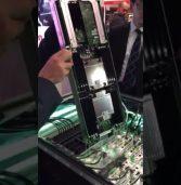 פוג'יטסו משיקה מערכת מהפכנית: קירור בהטבלה בנוזל