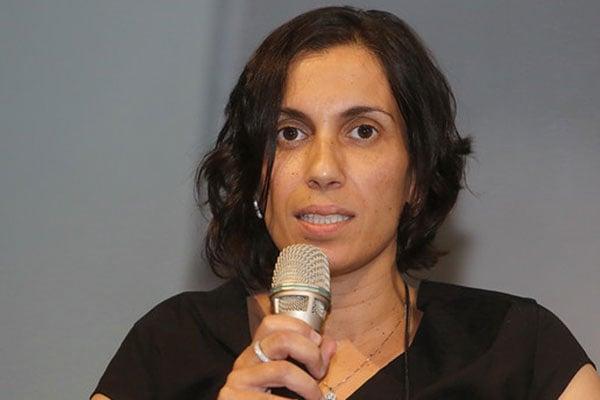 ליאורה יוסף, מנהלת מחלקת הנדסת תעשיה בגוף ה-IT של רפאל. צילום: ניב קנטור
