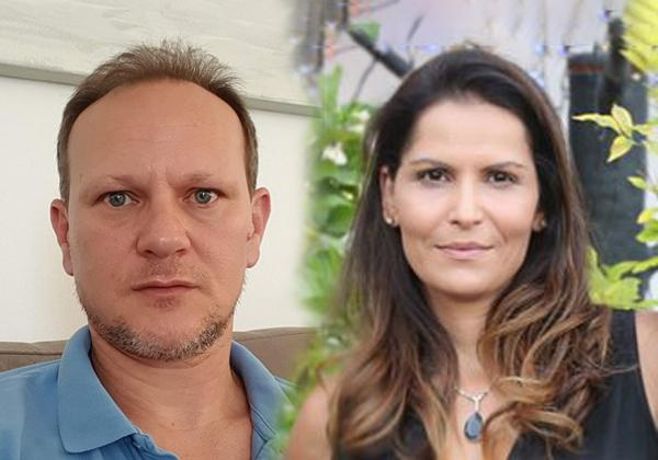 """מימין: ליז ודותן בורנשטיין, מייסדי Be2See. צילום: יח""""צ"""