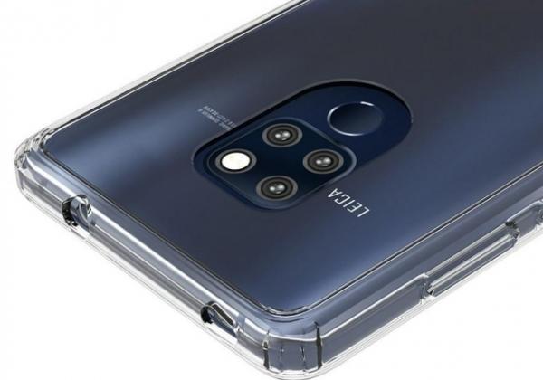 """המצלמות במכשיר Mate20 Pro החדש שתשיק וואווי. צילום: יח""""צ"""