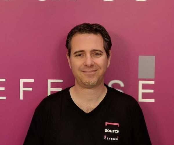 """אביטל גרושקובסקי, סמנכ""""ל ושותף מייסד ב-Source Defense. צילום: יח""""צ"""