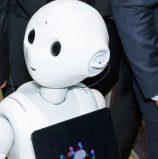 מה קרה כשהרובוט פפר נפגש עם מחוקקים בריטים?
