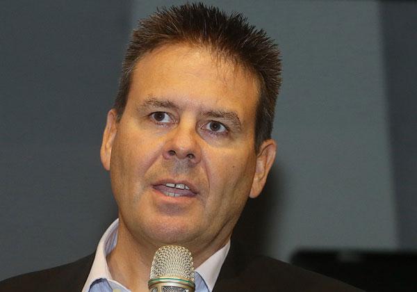 סטיב דנבר, דירקטור IoT לתעשייה במיקרוסופט. צילום: ניב קנטור