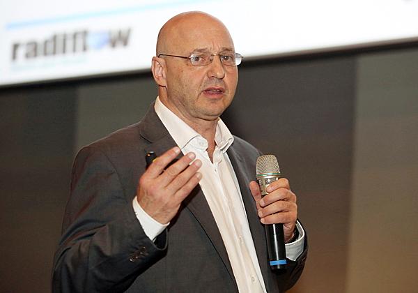 גלעד באנדל, סגן נשיא למוצרים בראדיפלו. צילום: ניב קנטור
