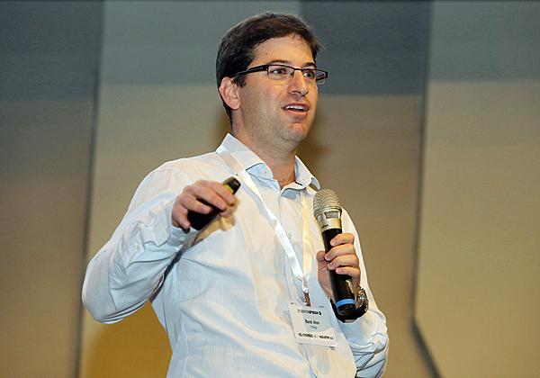 אלון בראל, סגן נשיא למכירות באזורי EMEA ו-APC באינדגי. צילום: ניב קנטור