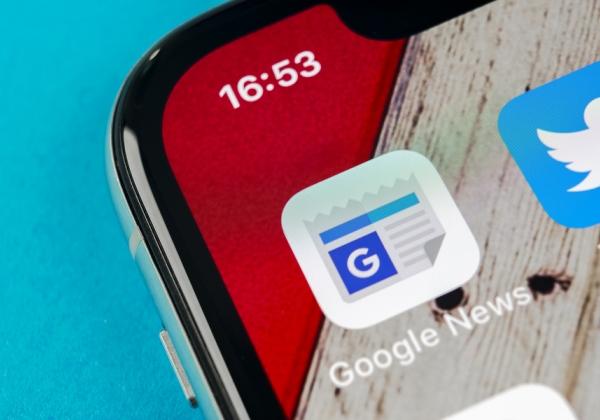 Google News. אילוסטרציה: BigStock