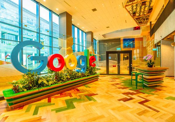 פעם נחשבו כמקום אידיאלי לעבוד בו. משרדי גוגל. צילום: BigStock