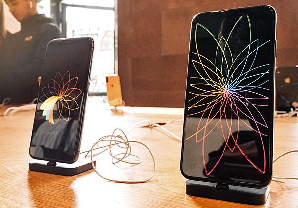 iPhone XS ו-XS Max. צילום: BigStock