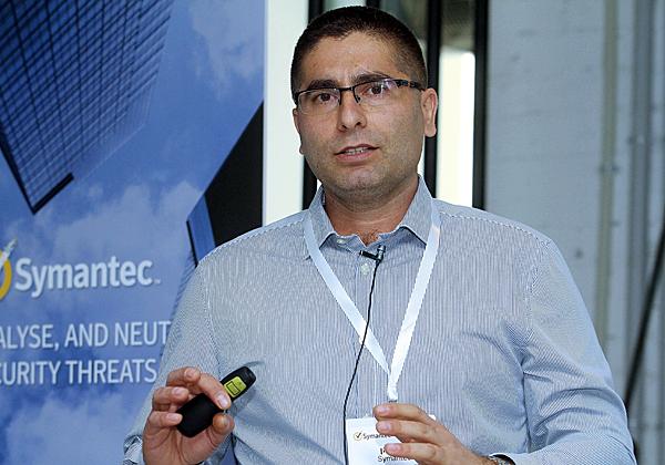 רון כהן, מנהל שותפים בסימנטק ישראל. צילום: ניב קנטור