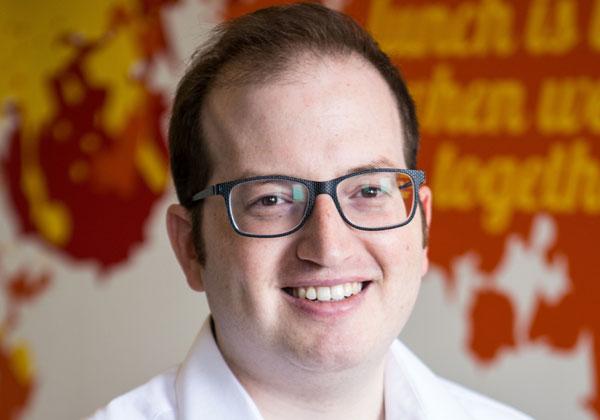 """דניאל קלנר, מייסד ומנכ""""ל אוקטופוס פתרונות מחשוב. צילום: יח""""צ"""