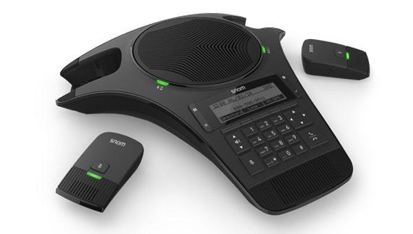 Snom, יצרנית טלפוניית IP לעסקים, השיקה ארבעה דגמים חדשים