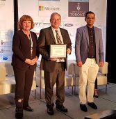 GIV Solutions זכתה בפרס ספק הפתרונות הטוב ביותר לערים חכמות