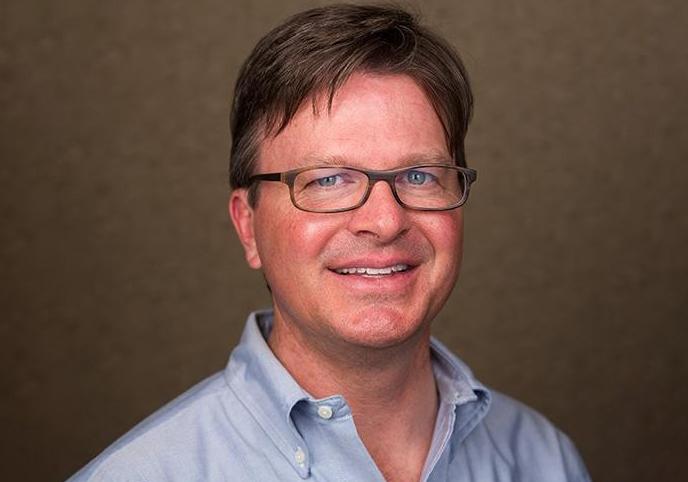ג'ים זמלין, נשיא קרן לינוקס. צילום: קרן לינוקס