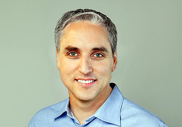 """יובב מידד, מנהל השיווק של Moovit. צילום: יח""""צ"""