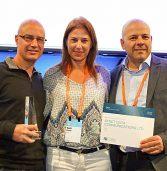 שני פרסים לבינת תקשורת מחשבים בכנס העולמי של סיסקו