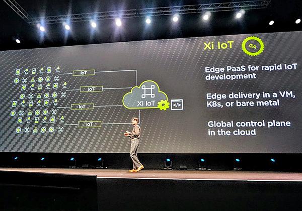 Xi IoT - פיתוח וניפוק נתונים מהירים מנקודת הקצה דרך הענן כנתונים גולמיים, ב-VM או בקונטיינרים. צילום: פלי הנמר