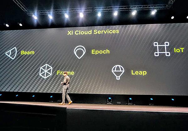 Xi IoT - אחד מחמישה משירותי ה-Xi בענן של נוטניקס. צילום: פלי הנמר