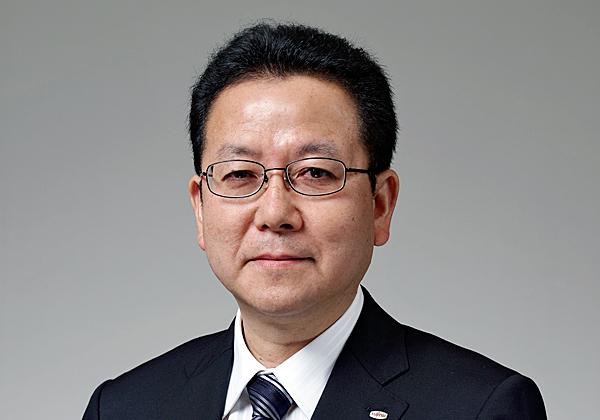 """טטסויה טנאקה, נשיא פוג'יטסו. צילום: יח""""צ"""