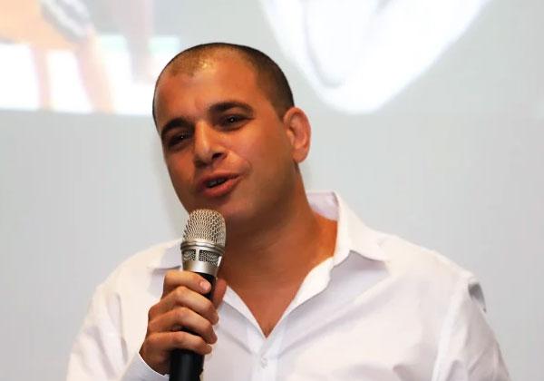 אחיעד ויינר, מנהל פעילות RUCKUS ישראל, קפריסין ויוון. צילום: סין חלימי