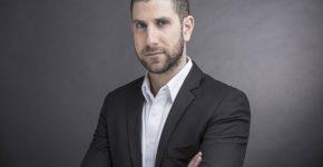 """אמיר אליחי, מייסד ומנכ''ל Carbyne. צילום: יח""""צ"""