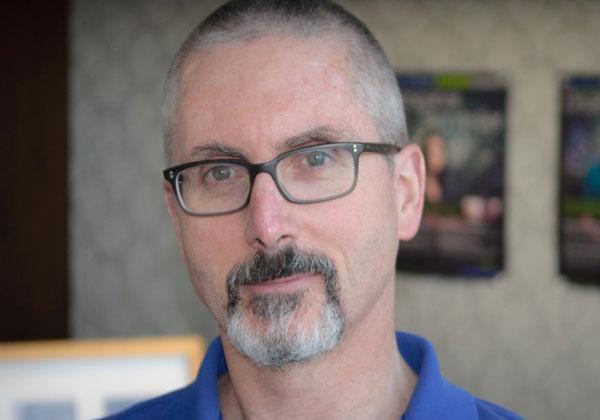 """ד""""ר וולטר סקוט, מייסד ומנהל הטכנולוגיות הראשי של DigitalGlobe. צילום: יח""""צ"""