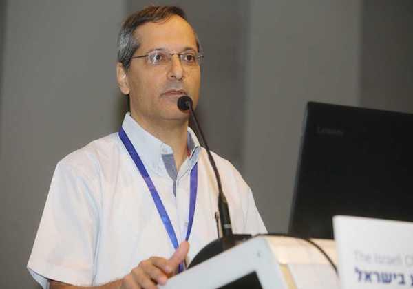יורם אלדר, מנכ''ל הלשכה לטכנולוגיות המידע בישראל. צילום: ניב קנטור