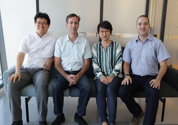 קובי סימנה, מנהל השקעות ביונדאי CRADLE TLV, ג'י אה, יונדאי, רובי חן, מנהל יונדאי CRADLE TLV