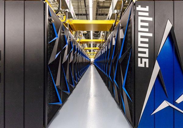 Summit של יבמ. צילום: באדיבות IBM