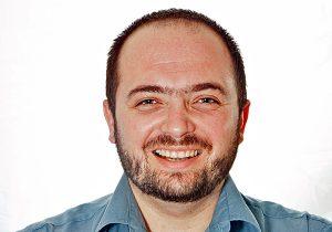 """מיכאל קוגן, ראש תחום פתרונות דטה ואנליטיקה בקבוצת יעל. צילום: יח""""צ"""