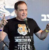 צפו: פלי הנמר מדבר על הצלחה, אהבה ואיך לשרוד בג'ונגל של החיים