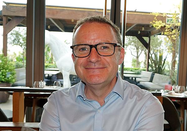"""פול הופ, מנהל בכיר לשיווק ולהובלת שוק ב-EMEA ברימיני סטריט. צילום: יח""""צ"""