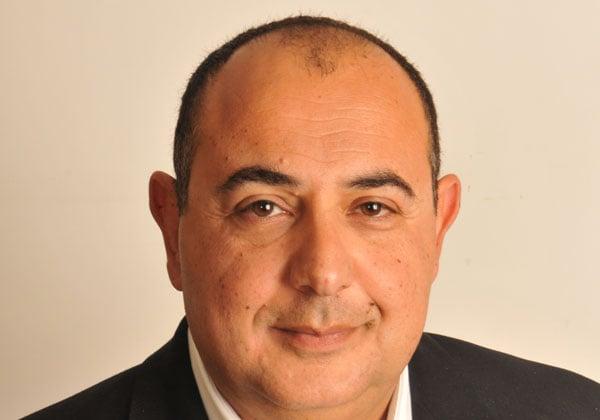 """יוסי רודריק, מנכ""""ל אקורייט מקבוצת UCL, נציגת טריפקטה בישראל. צילום: יח""""צ"""