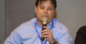 """משה שדה, סמנכ""""ל, מנהל חטיבת מערכות מידע ודיגיטל בשירותי בריאות כללית. צילום: ניב קנטור"""