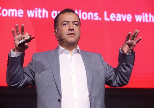 דן טולדנו, מנהל אזורי רד-האט ישראל, יוון וקפריסין. צילום: ניב קנטור