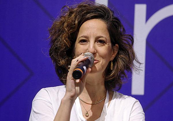 גלי ארנון, מנהלת שיווק ראשית ב-Fiverr. צילום: ניב קנטור