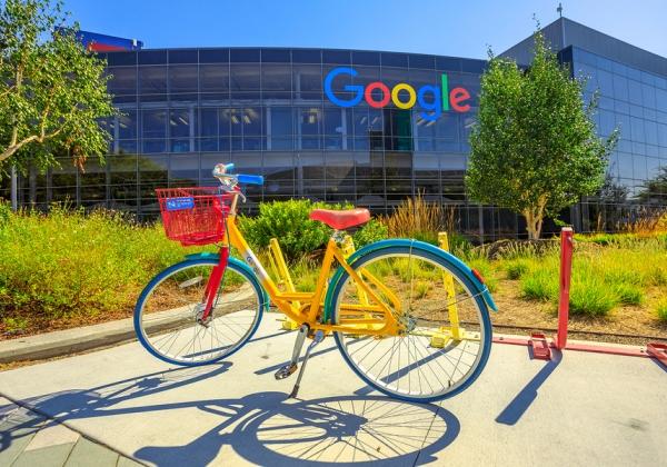 מטה גוגל במאונטיין וויו. צילום: BigStock