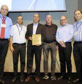 """גדי דודיאן זכה בפרס המנמ""""ר המצטיין מטעם לשכת טכנולוגיות המידע"""