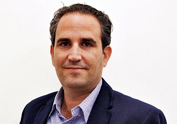 ניר אמקייס, מנהל חטיבת אבטחת מידע וסייבר ב-One1 Security מקבוצת One1. צילום: קורין קומאקוב