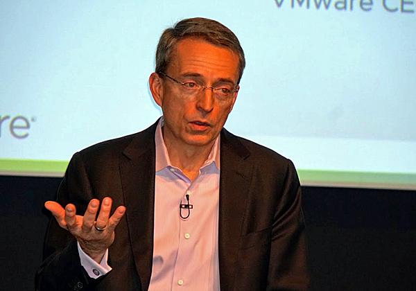 "פט גלסינגר, מנכ""ל VMware. צילום: פלי הנמר"