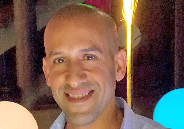 """ליאור צברי, מנהל הפעילות בישראל של Cloudera. צילום: יח""""צ"""