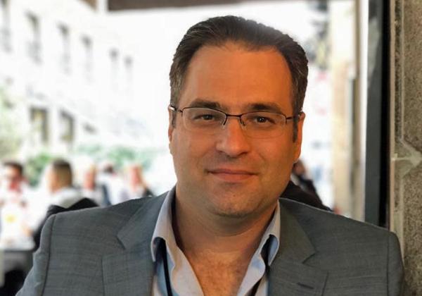 זיו נכט, מנהל מחלקת אינטגרציה במטריקס. צילום עצמי