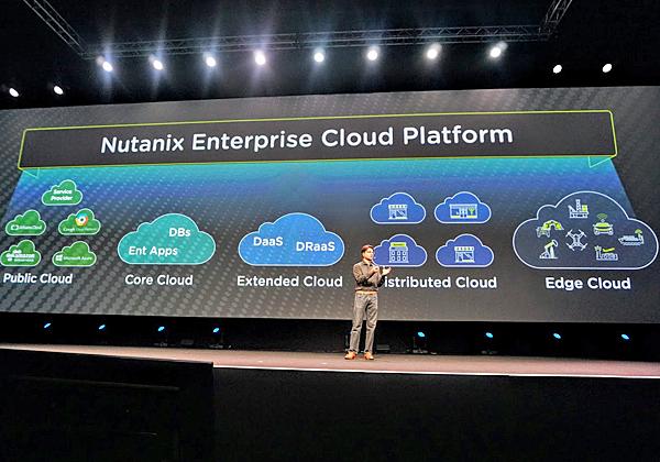 האסטרטגיה של נוטניקס לנהל את עומסי העבודה בין כל ענני המחשוב - מהציבורי ועד הקצה, בקונסול אחד. צילום: פלי הנמר