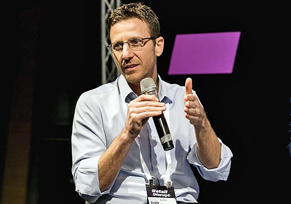 אילן ראדו, סגן נשיא למוצרים ב-RFKeeper. צילום: תומר פולטין