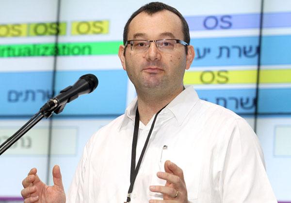 יואל יעקבסן, ה-CTO של אמת מיחשוב