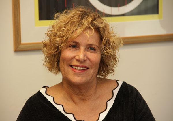 זיקה אב-צוק מנהלת פיתוח עסקי בסיסקו. צילום: יניב פאר
