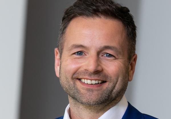 """אלכס וולנר, מנהל נט-אפ לאזור EMEA. צילום: יח""""צ"""