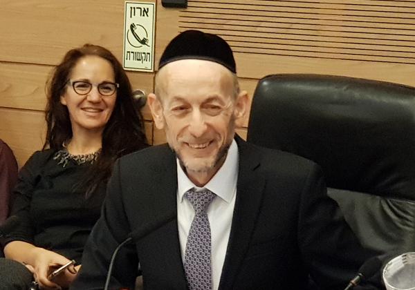 """ח""""כ אורי מקלב, יו""""ר ועדת המדע והטכנולוגיה של הכנסת. צילום: פלי הנמר"""