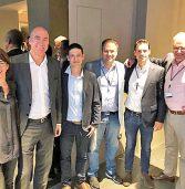 כבוד למטריקס בכנס של יבמ במילאנו