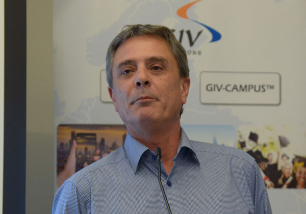 אריק ביטון, סגן מנהל אגף מערכות מידע ברכבת ישראל. צילום: תומר פלוטין